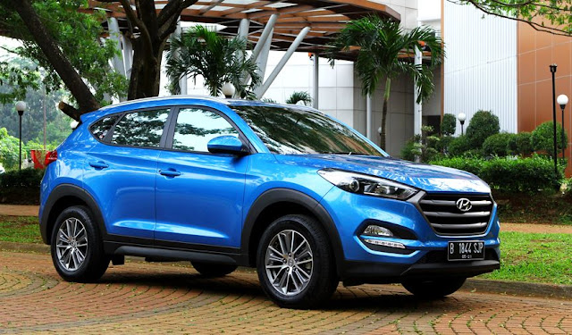 Test Drive Hyundai Tucson GLS, Performa OK Dengan Wajah Elegan