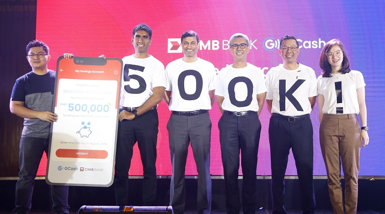 CIMB reaches milestone, expands partnership with GCash