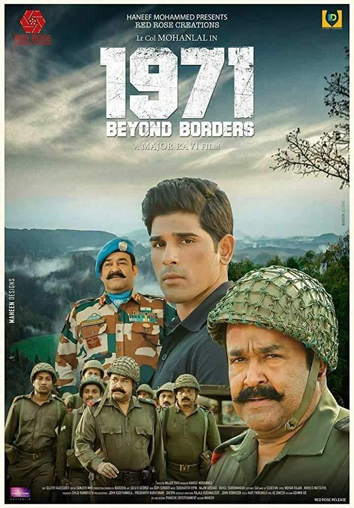 1971: Beyond Borders (2018) Hindi Dubbed 720p HDRip x264 1.2GB