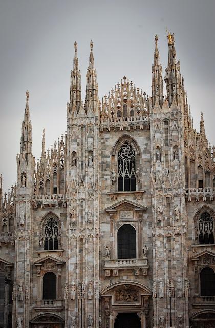 Duomo di Milano; Milan, Italy