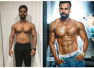 3 Months Body Transformation And Fitness Journey From Fat To Fit | Inspirational Video | Gym Motivation