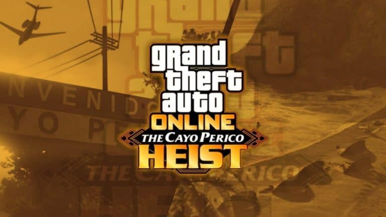 How to move freely around Cayo Perico in GTA Online thanks to this trick