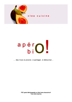 Pdf gratuits les livrets recettes de cl a cuisine pdf for La cuisine de clea