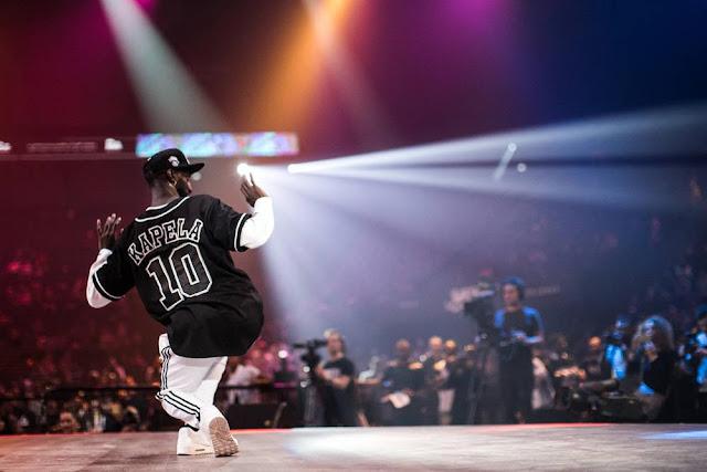 Competição internacional de street dance será transmitida pela Red Bull TV