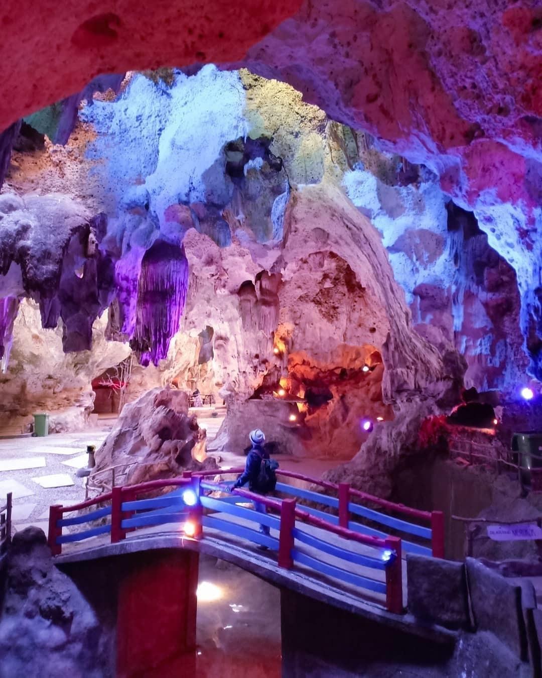 Goa Soekarno, Destinasi Wisata Baru dan Menakjubkan di Sumenep