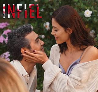 capítulo 4 - telenovela - infiel  - antena 3