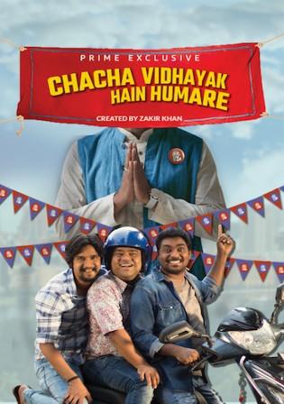 Chacha Vidhayak Hain Humare 2021 WEB-DL 600MB Hindi S02 Download 480p