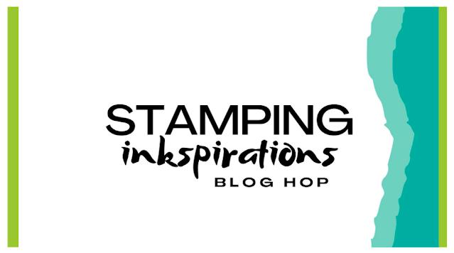 Stamping Inkspirations May Blog Hop: Floral