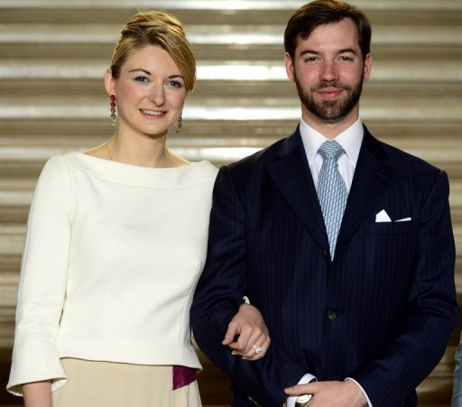 The guest list for the wedding of Prince Guillaume and Stephanie de Lannoy. royal wedding ceremony, wedding dress