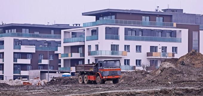 KSH: erős területi átrendeződéssel élénkül a lakásépítés az első félévben