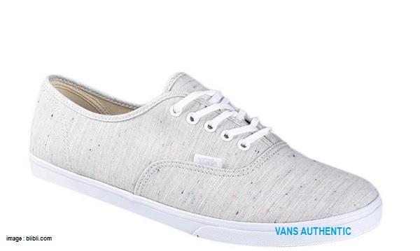 Sepatu Vans Authentic - Blog Mas Hendra
