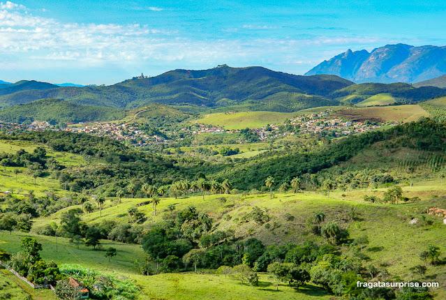 Montanhas de Minas Gerais