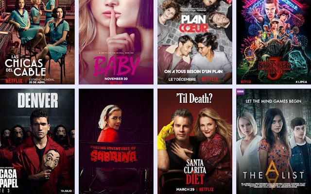 8 seriali z Netflix, które warto obejrzeć! - Czytaj więcej »