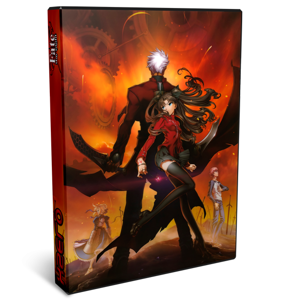 Fate Stay Night UBW Movie - Fate/stay night: Unlimited Blade Works | Película | BD + VL | Mega / 1fichier