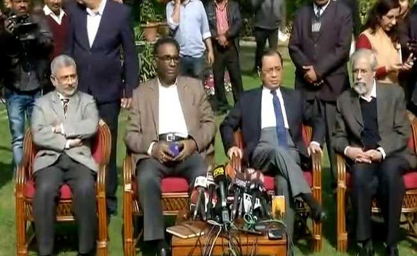After Top Court Judges' Press Conference, PM Modi Meets Law Minister, New Delhi, News, Supreme Court of India, Law, Allegation, Justice, Criticism, National