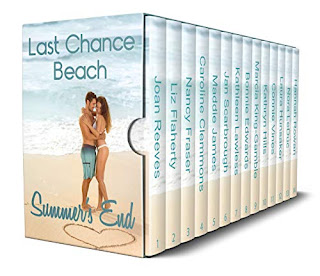 Last Chance Beach: Summer's End, Romance Short Story Collection by Joan Reeves & Other Authors