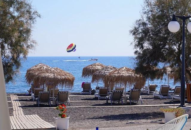 Santorini perissa Hotels