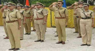 Recruitment for the post of Constable in West Bengal Police 2018