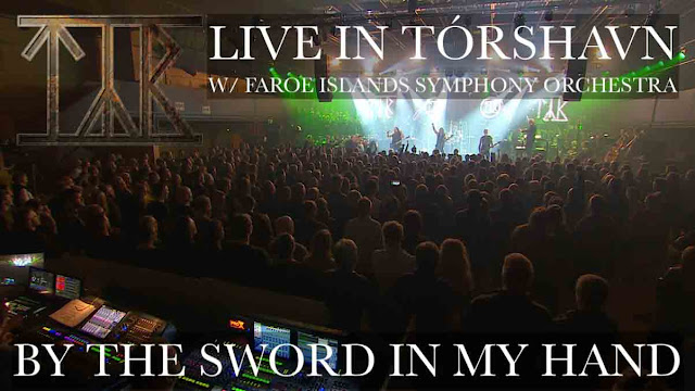 Týr - live with the Faroe Islands Symphony Orchestra