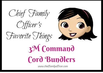 CFO Favorite: Command Cord Bundlers