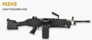 Senjata PUBG Tersakit