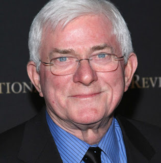 Picture of Marge Cooney's former Phil Donahue