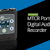 Lectrosonics MTCR: Ultracompact Bodypack Audio Recorder with Lav Mic