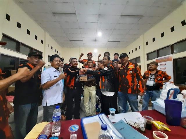 Rombongan MPC PP Kota Padang diterma langsung Bapak Bupati Solsel dan Bapak Ketua DPRD Sol