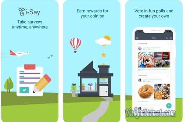 5 Aplikasi Penghasil Uang Di Iphone Atau Ios Yukinternet