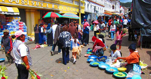 A Trip from Quito to Otavalo Market and its Facts