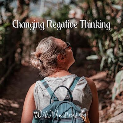 Changing Negative Thinking #negativethinking #postivethinking #positivity #takethoughtscaptive #philippains48