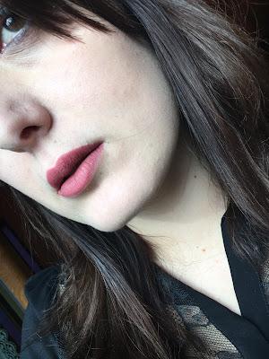 Liquid Lipstick Wjcon cosmetics mandorla