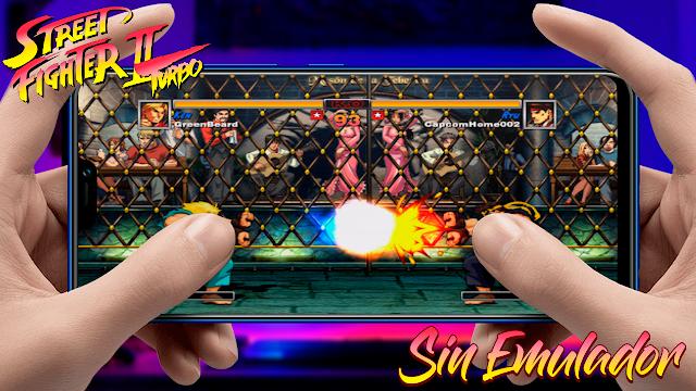 Street Fighter II Turbo (Sin Emulador) Para Teléfonos Android [Apk]
