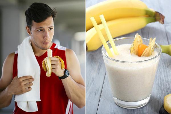 Manfaat Makan Pisang Sebelum Olahraga, Banyak Khasiatnya!
