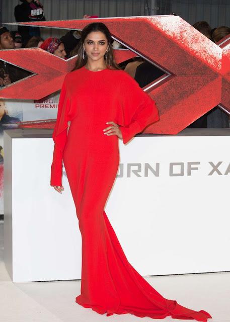 Deepika Padukone – 'xXx': Return of Xander Cage' Premiere in London