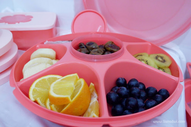 Review Tupperware Bloomia