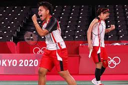 Greysia Polii dan Apriyani Rahayu Siap Lakoni Semifinal Bulu Tangkis Olimpiade 2020