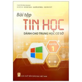 Bài Tập Tin Học Dành Cho THCS - Quyển 1 (2020) ebook PDF-EPUB-AWZ3-PRC-MOBI