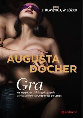 """""""Z klasyką w łóżku. Gra"""" Augusta Docher"""