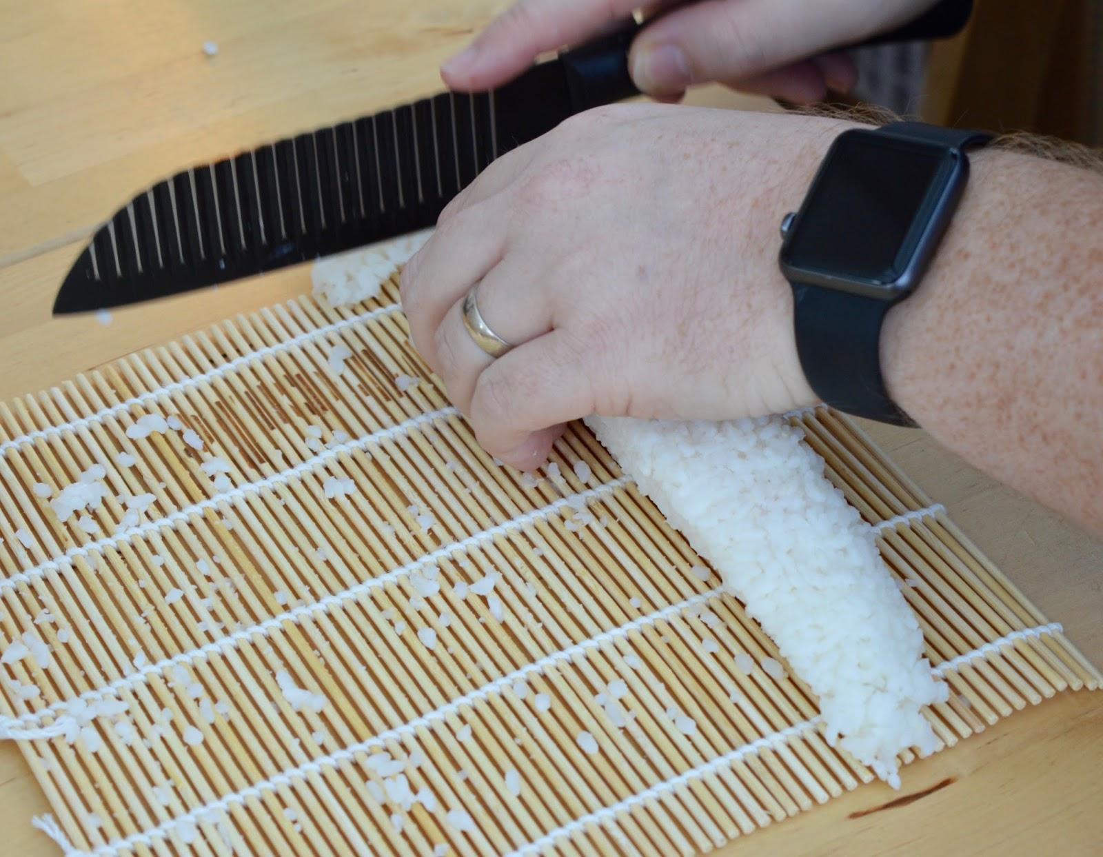 Sushi Making With Kids - A Tutorial for Beginners with Yutaka