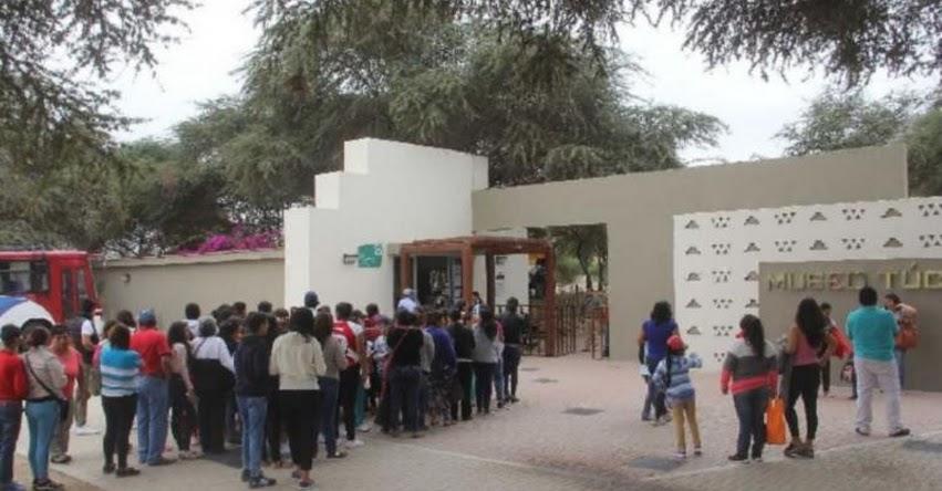 Museos de Lambayeque recibieron más de 172 mil visitantes en lo que va del año - www.cultura.gob.pe