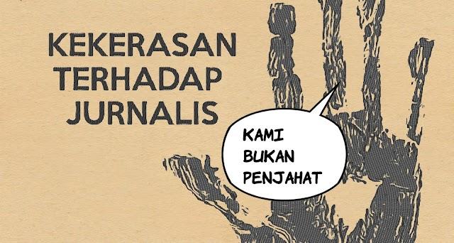 Editorial   Pelaku Pers Indonesia, Waspada Terhadap Kekerasan dan Kriminalisasi