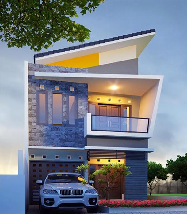 model rumah terbaru sederhana