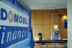 Lowongan Kerja Padang Desember 2017: PT. Indomobil Finance Indonesia