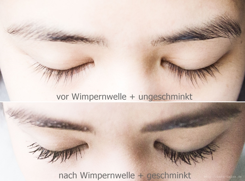 Beauty Diy Wimpernwelle Lash Care Timeless