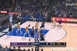 NBA 2K20 Realism Graphic Mod Dallas Mavericks Arena by Looyh
