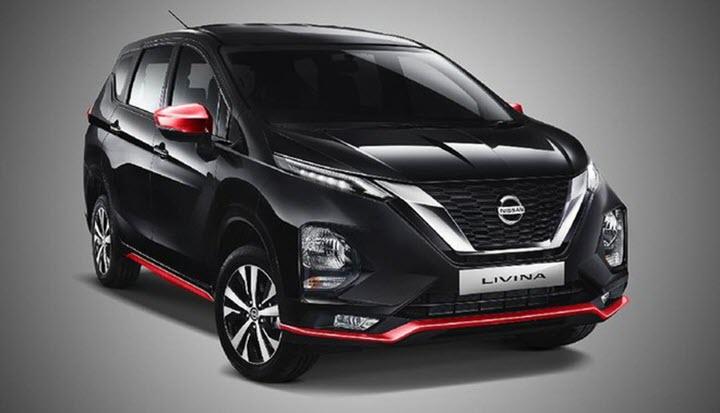 Nissan Livina có bản thể thao, cạnh tranh Mitsubishi Xpander, Suzuki Ertiga Sport