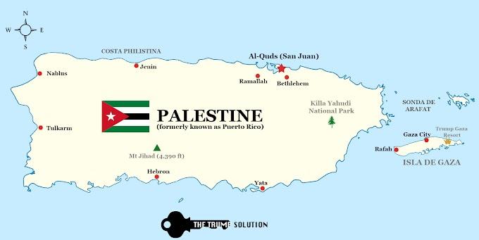Palestine, Israel & Trump