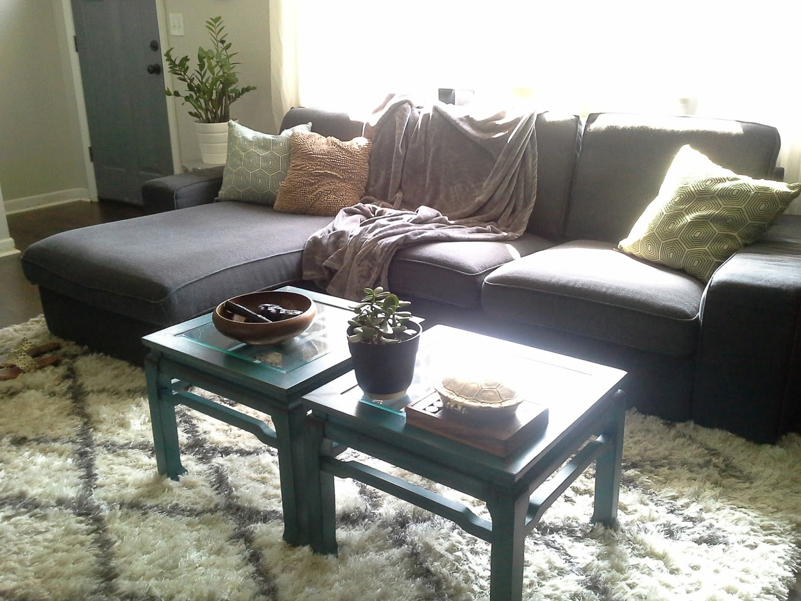 sofa ikea kivik opiniones sofabed duck egg lilly s home designs review loveseat chaise combination living room