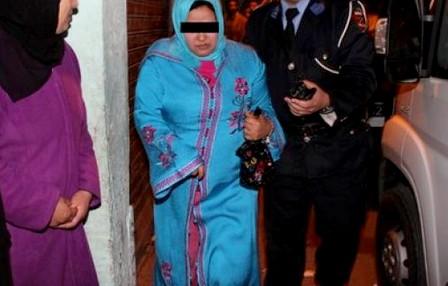 تهم خطيرة تلاحق سيدة متزوجة أكدت تعرضها للإعتداء، ليتم إعتقالها: